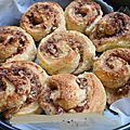 Dutch sticky rolls