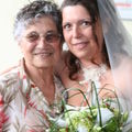 mamie Marie-régine et moi