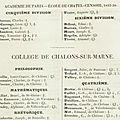 1839: lauriers pour le fils de l'ancien notaire