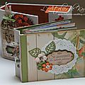 Mini Album et son coffret - Pure Lorelaïl Design 20
