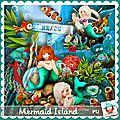 Mermaid Island, le nouveau kit de <b>Kastagnette</b>