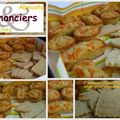 Financiers abricots & pistaches