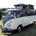 Vw combi T1 westfalia split de 1965 (Auto Retro nord Alsace Betschdorf) 01