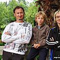 Aux thermes (Cambo-les-Bains, août 2008)