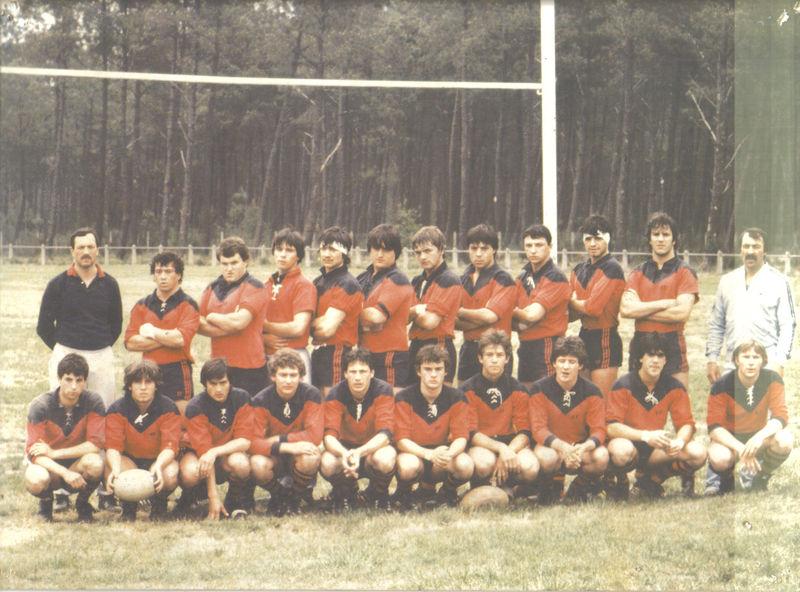 Juniors 83 - 84