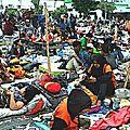 Séisme à Sulawesi : plusieurs centaines de morts...