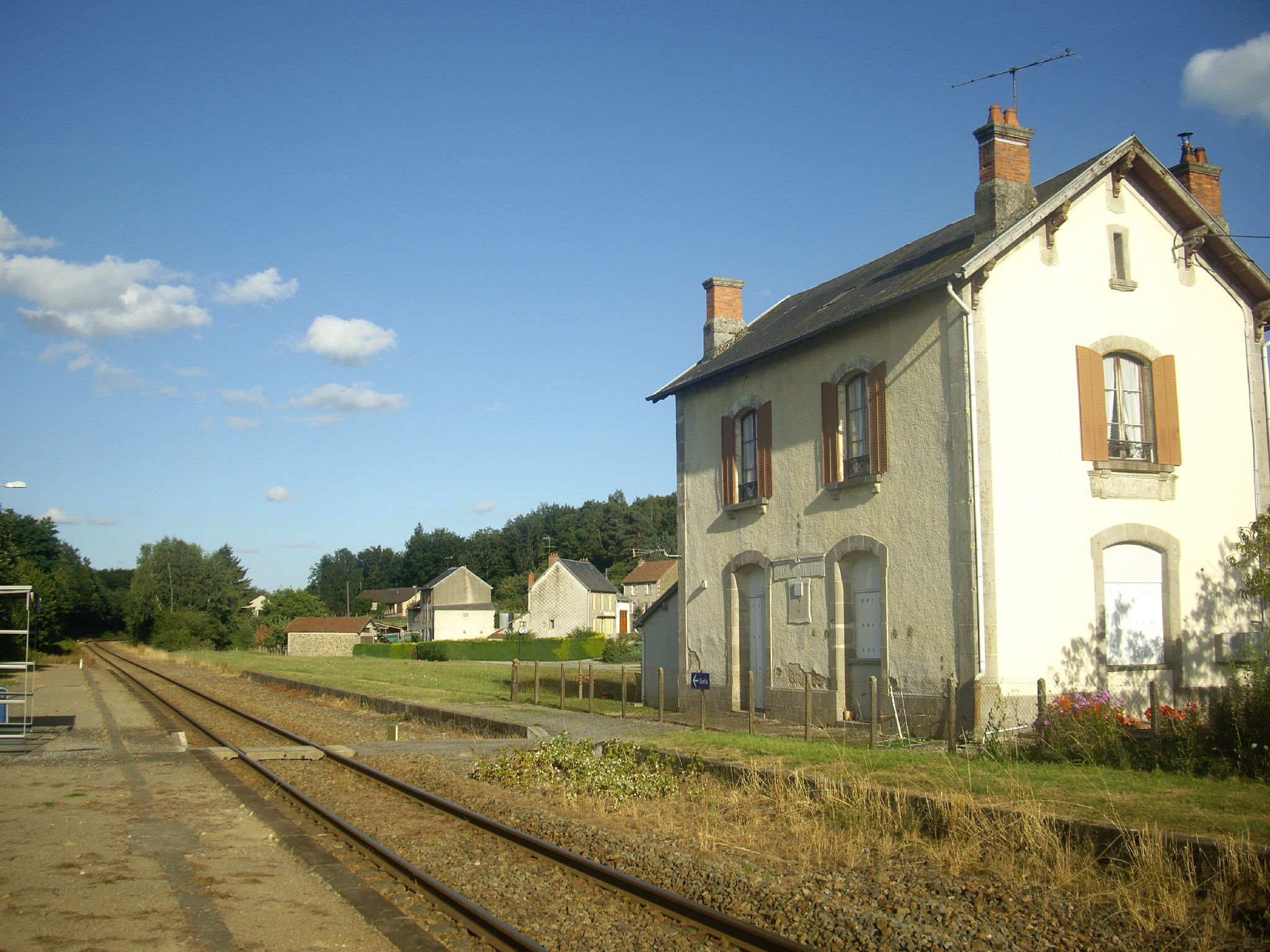 Montaigut (Creuse - 23)