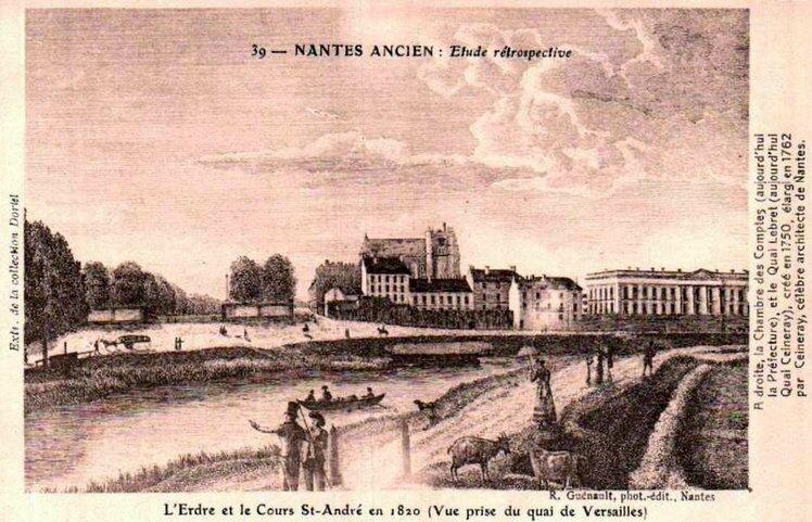 Ancien Nantes - l'Erdre