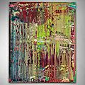 Sotheby's Hong Kong to offer <b>Kusama</b>'s rare pink 'Infinity Net' and Richter's Abstract Painting (679-2)
