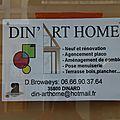 Din'art home dinard ille-et-vilaine