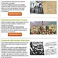 Révolution française : 3 bases de données historiques