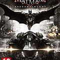 Batman: <b>Arkham</b> <b>Knight</b> est disponible sur Fuze Forge