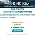 Respectocean - journée mondiale des océans