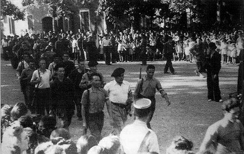 Maquis de Mauléon le 25 août 1944