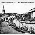 LIGNY-EN-BARROIS (55) ROCHEFORT (17) SCIPION-JÉRÔME BRIGEAT DE LAMBERT, GRAND <b>DOYEN</b> DE LA CATHÉDRALE D'AVRANCHES