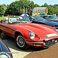 Jaguar type E V12 roadster de 1973 (34ème Internationales Oldtimer meeting de Baden-Baden) 01