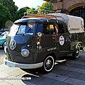 Vw combi double cabine pick-up de 1963 (paul pietsch classic 2014)