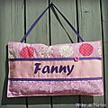 Coussin de porte Fanny