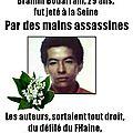 Brahim bourram, souvenons nous!