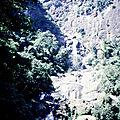 Sri Lanka, l'ïle dont on rêve (28/37). Les chutes de Ravanella, lieu de détention de la belle Sitâ.