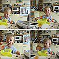 A partir de 18 mois, on mange quoi ? l'alimentation de l'enfant - menu type