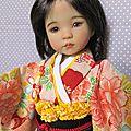 Jour de cérémonie pour aïko