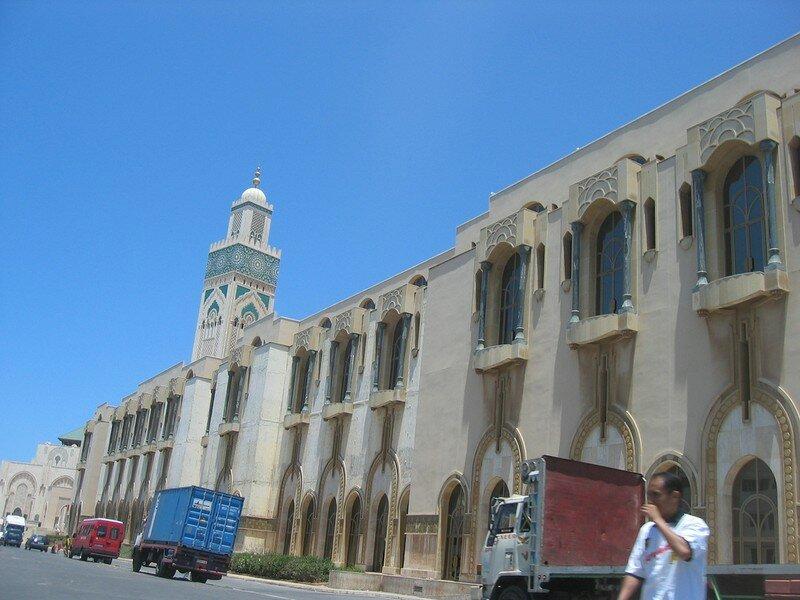 Bibliothéque de la Mosquee Hassan 2