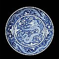 <b>The</b> Inder Rieden Collection <b>of</b> <b>Qianlong</b> blue <b>and</b> white Porcelain