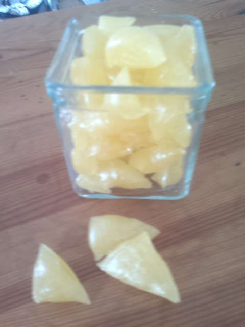 berlingots citron