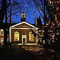 Christmas past au geffrye museum