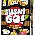 Boutique jeux de société - Pontivy - morbihan - ludis factory - Sushi go
