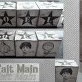 Cubes Noël