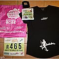 Mon premier marathon... en relais : ô toulouse !