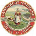Camembert d'Origine