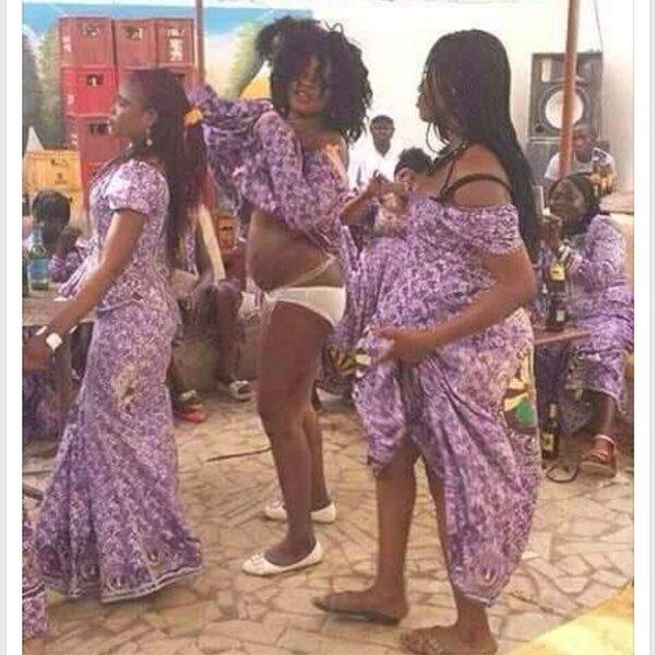 Journée internationale de la femme: Ces femmes qui soulèvent leur robe tous les 8 mars au Cameroun