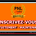 La Programmation Neuro Linguistique (<b>PNL</b>)