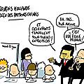 Des patrons chinois en visite à paris et reçus par françois hollande