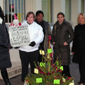 mobilisation 16/11/08 Ecole Perrault & Flammarion 6