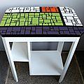 Offrez vous une console style Mondrian