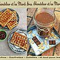Chandeleur - Mardi gras : crêpes gaufres <b>beignets</b> et tout pour les accompagner