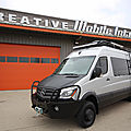 Mercedes Sprinter 4x4 Off-Road