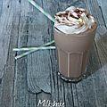 <b>Milkshake</b> Nutella®