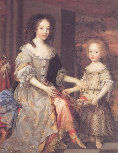 1679 - The Ladies Catherine and Charlotte Talbot