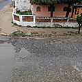 La rue San Agustin