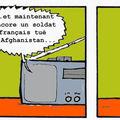 Georges, soldats tués en afghanistan