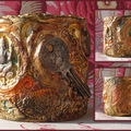 Ganesha tin can