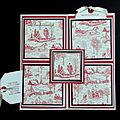 Atelier Claret - Page un peu spéciale pour un <b>Album</b> <b>photos</b> ou pour une carte...