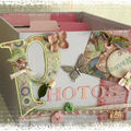 Celine Scrap - Creation Scrapbooking Cartes Mini Album Deco