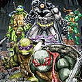 DC / IDW Batman / Teenage Mutant <b>Ninja</b> Turtles