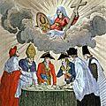 Le <b>Concordat</b>. La France réconciliée avec son clergé.